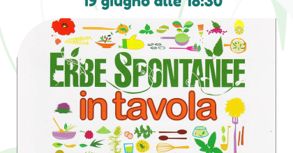 Showcooking con Annalisa Malerba - Erbe spontanee in Tavola