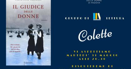 Colette, il prossimo appuntamento