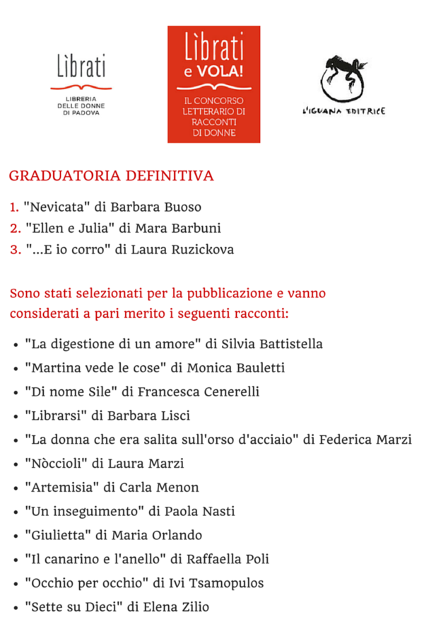 graduatoria concorso