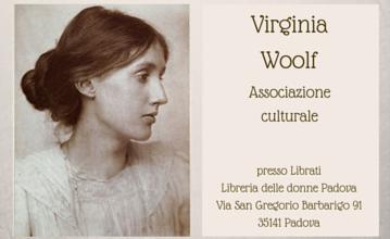 Associazione Virginia Woolf: calendario delle attività 2017