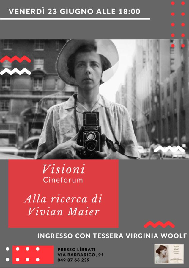 Cineforum: Alla ricerca di Vivian Maier