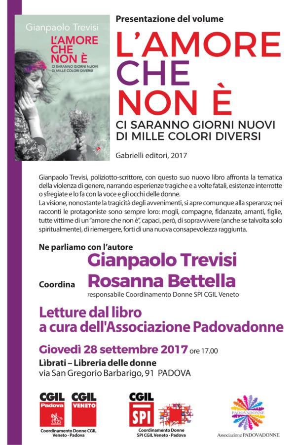 """""""L'amore che non è"""" di Gianpaolo Trevisi"""