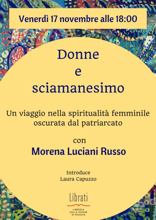 Donne e sciamanesimo