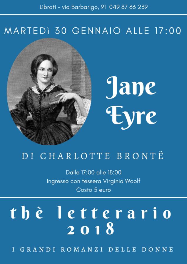 Thé Letterario: Jane Eyre di Charlotte Brontë