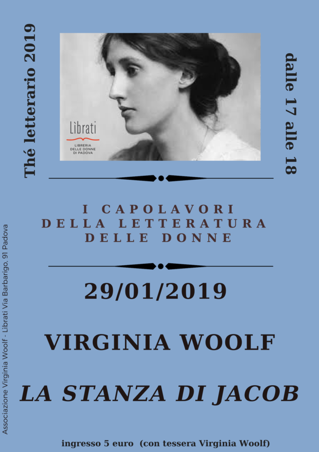 Virginia Woolf, La stanza di Jacob