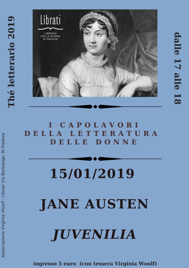 Jane Austen, Juvenilia