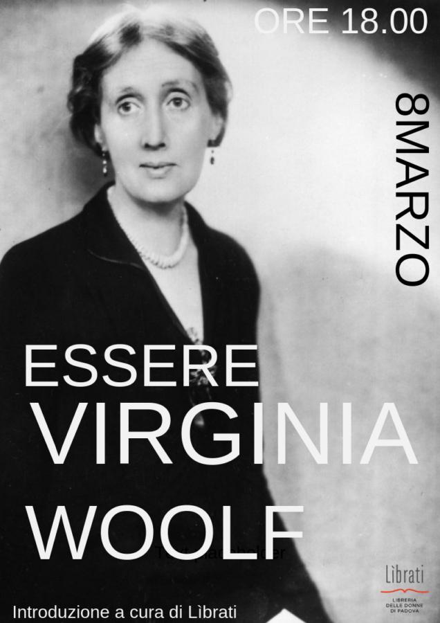 Essere Virginia Woolf