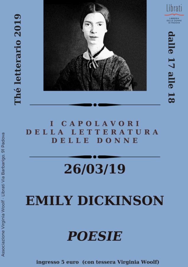 Emily Dickinson, Poesie