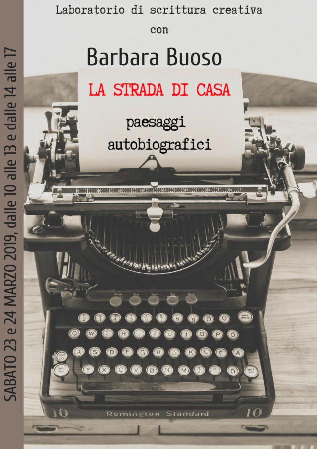 La strada di casa - laboratorio di scrittura autobiografica