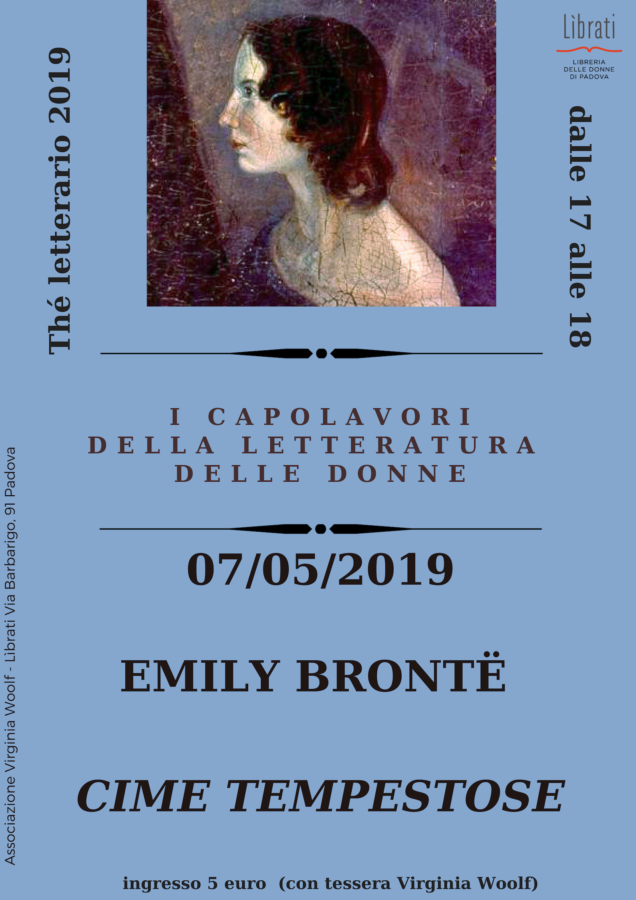 Emily Brönte, Cime tempestose