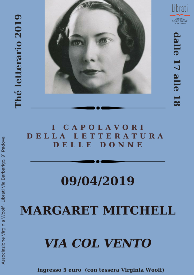 Margaret Mitchell, Via col vento
