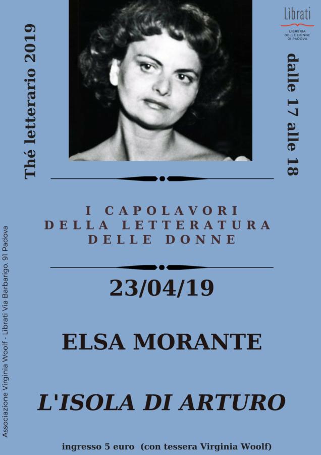 Elsa Morante, L'isola di Arturo