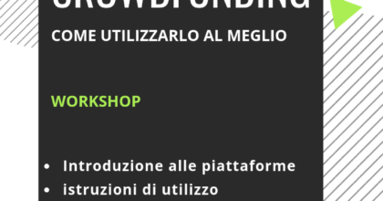Crowdfunding: workshop