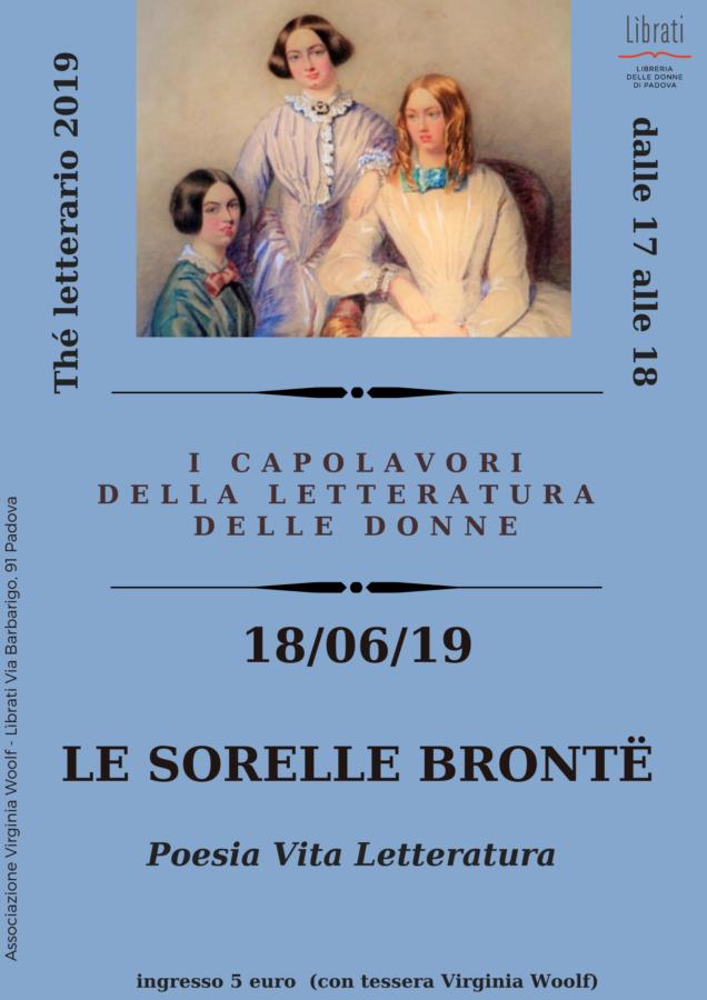 Le sorelle Brontë. Poesia vita letteratura