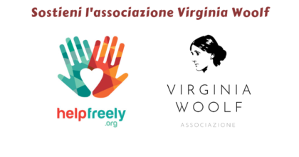 Sostieni l'associazione Virginia Woolf con Helpfreely