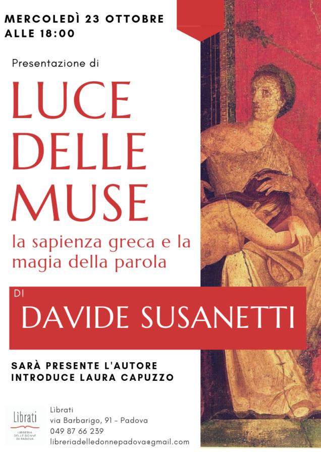 Luce delle muse di Davide Susanetti
