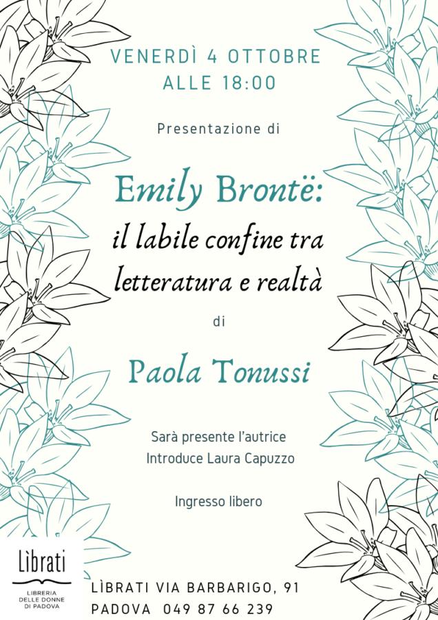 Emily Brontë: il labile confine tra letteratura e realtà