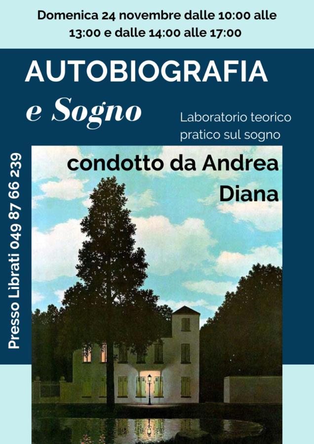 Autobiografia e Sogno. Labotorio teorico-pratico sul sogno