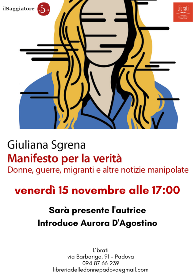 Manifesto per la verità di Giuliana Sgrena