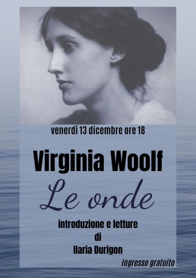 """Le onde"" di Virginia Woolf"