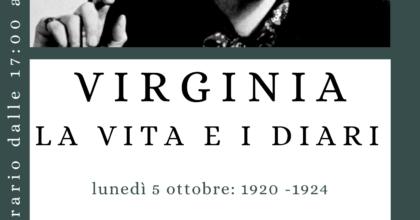 Thé letterario: Virginia Woolf, la vita e i diari