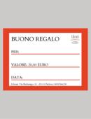 BUONO REGALO - 20,00 EURO