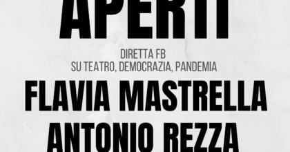 Teatri aperti: dibattito su teatro, democrazia e pandemia
